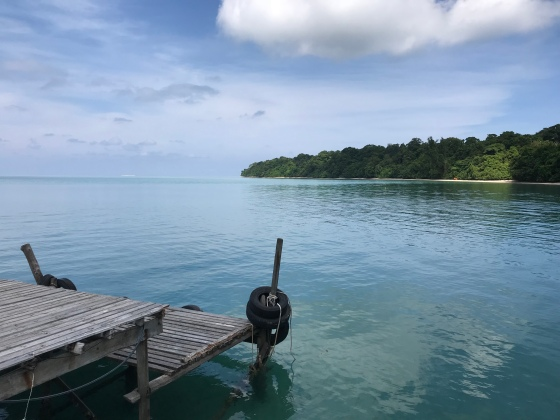 Pulau Tiga, Borneo Maleisië