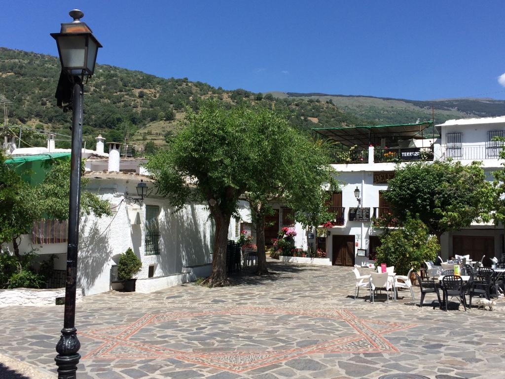 Las Alpujarras, Andalusie, Spanje
